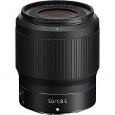 Nikon Z 50mm f:1.8 S Lens - Cameraland Sandton