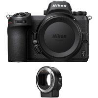 Nikon Z6 Mirrorless Camera & FTZ Mount Adapter Kit - Cameraland Sandton