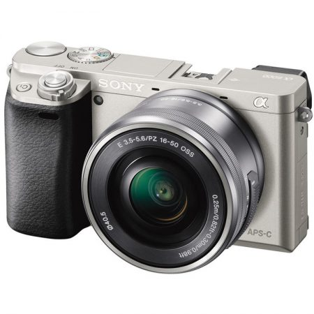 Sony Alpha a6000 Mirrorless with 16-50mm Lens (Silver) – Cameraland Sandton