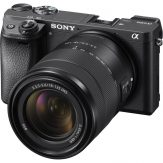 Sony Alpha a6300 Mirrorless With 18-135mm Lens (Black) - Cameraland Sandton