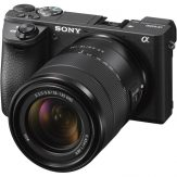 Sony Alpha a6500 Mirrorless With 18-135mm Lens - Cameraland Sandton