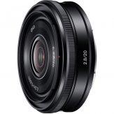 Sony E 20mm f:2.8 Lens - Cameraland Sandton