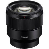 Sony FE 85mm f:1.8 Lens - Cameraland Sandton