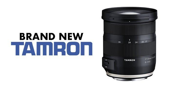 Tamron\'s New 17-35mm Full-Frame Lens is a Smaller Ultra Wide Zoom ...