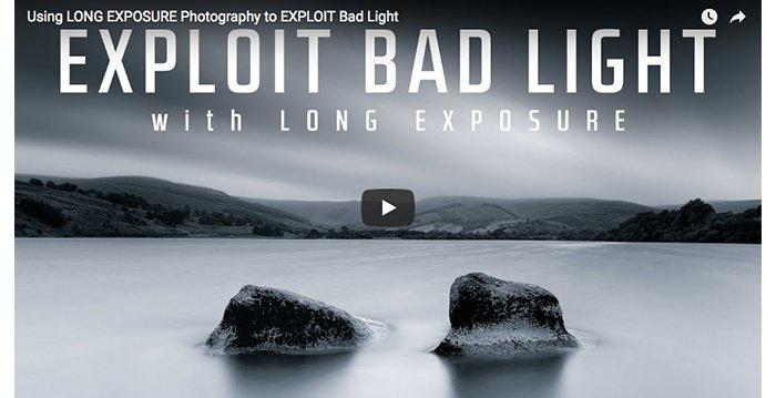 Use Long Exposures to Make the Most of Bad Light