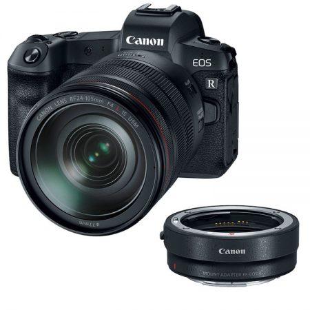 Canon-EOS-R-Mirrorless- Cameraland Sandton