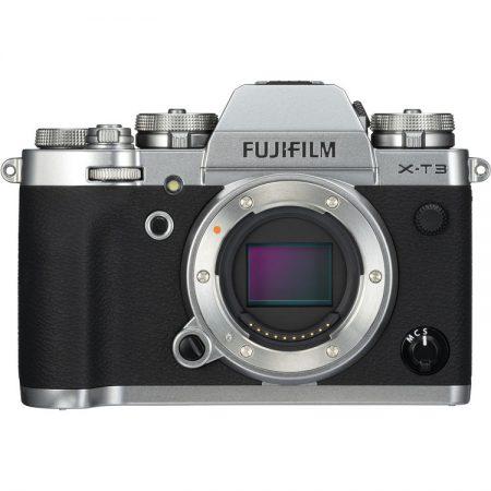 Fujifilm X-T3 Silver Mirrorless – Cameraland Sandton