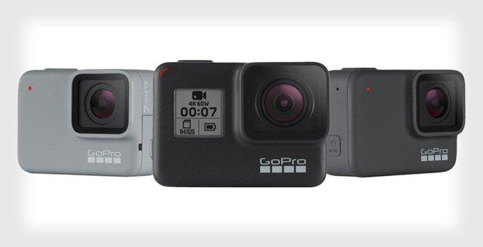 GoPro Unveils the HERO7 Black