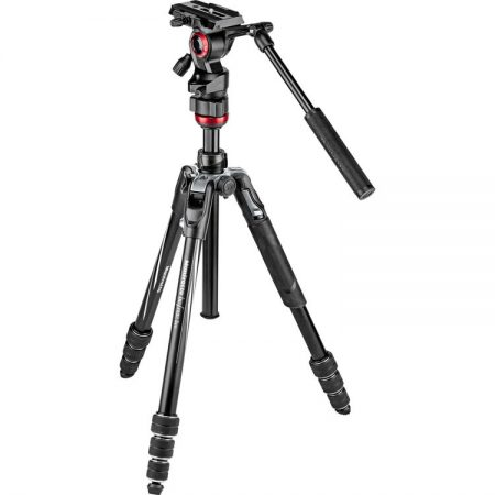 Manfrotto Befree Live Aluminum Twist Tripod With Befree Live Video Head Cameraland Sandton