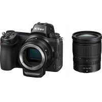 Nikon Z6 Mirrorless with 24-70mm & FTZ Mount Adapter Kit - Cameraland sandton