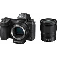 Nikon Z7 Mirrorless with 24-70mm Lens & FTZ Adapter Kit - Cameraland sandton