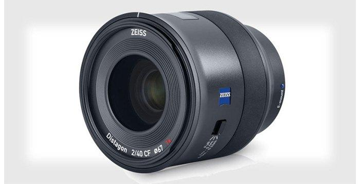 Zeiss Unveils the Zeiss Batis 40mm f2 - Cameraland Sandton