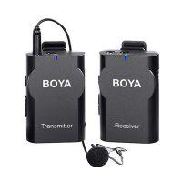 BOYA BY-WM4 Universal Lavalier Wireless Microphone - Cameraland Sandton