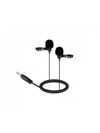 Boya BY-LM300 Dual-Lavalier Microphone – Cameraland Sandton