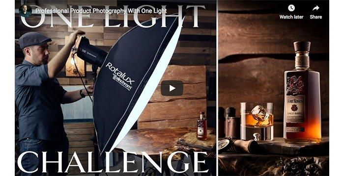 How to Shoot Product Photography With One Light - Cameraland Sandton