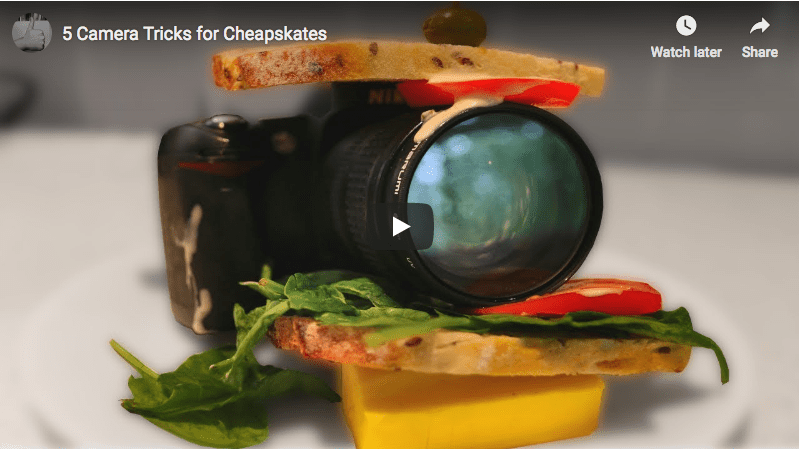 5 Camera Tricks… for Cheapskates - Cameraland Sandton
