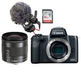 Canon M50 Vlogger Kit - Cameraland Sandton