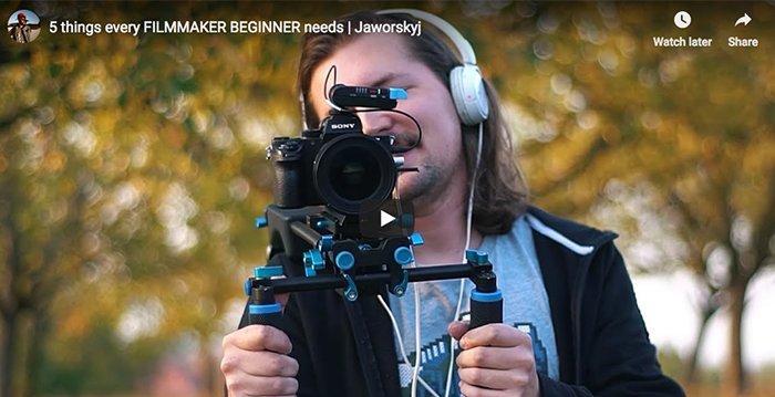 Basic Tips for Every Beginning Filmmaker