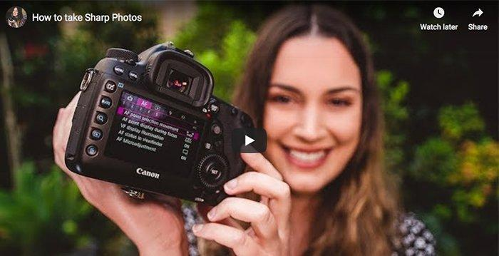 How to Get Perfectly Focused Photographs When Shooting at a Shallow Depth of Field