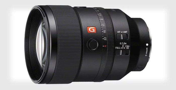 Sony Unveils the FE 135mm G Master Lens - Cameraland Sandton