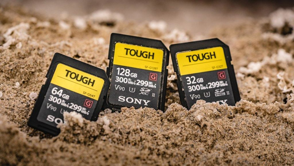 Memory Cards Archives | Cameraland Sandton
