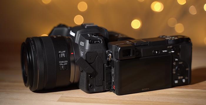 Canon EOS RP Versus Sony a6400 Video Showdown