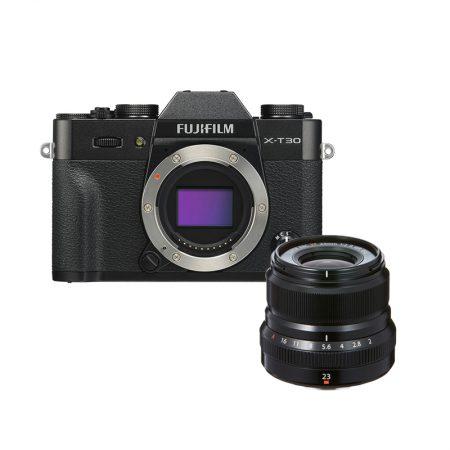 FUJIFILM X-T30 Body + XF 23mm f2 (March Madness Promo) – Cameraland Sandton