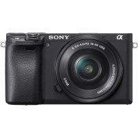 Sony Alpha a6400 Mirrorless Digital Camera with 16-50mm Lens - Cameraland Sandton