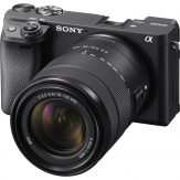 Sony Alpha a6400 Mirrorless Digital Camera with 18-135mm Lens - Cameraland Sandton