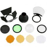 Godox AK-R1 Accessory Kit for H200R Round Flash Head - Cameraland Sandton