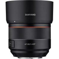 Samyang AF 85mm F1.4 EF Lens for Canon - Cameraland Sandton