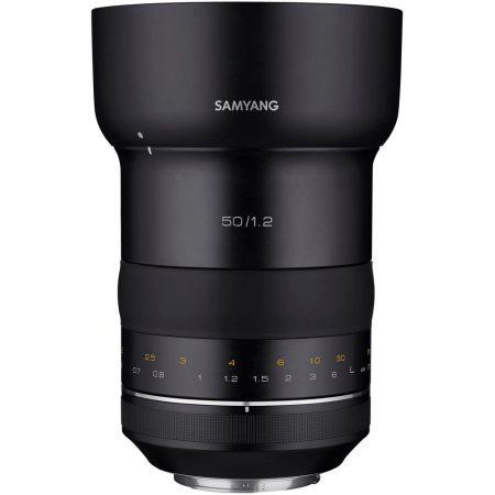 Samyang XP 50mm F1.2 Manual Lens Canon – Cameraland Sandton