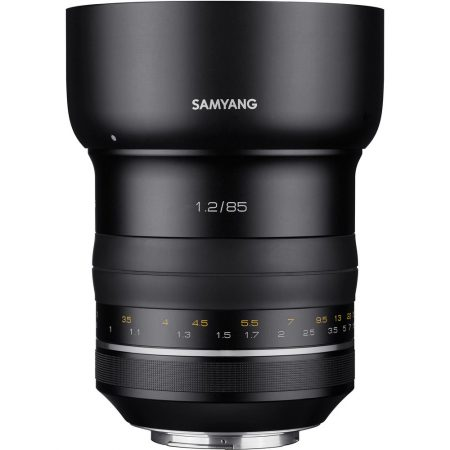 Samyang XP 85mm F1.2 Premium Manual Focus Lens AE Chip for Canon – Cameraland Sandton