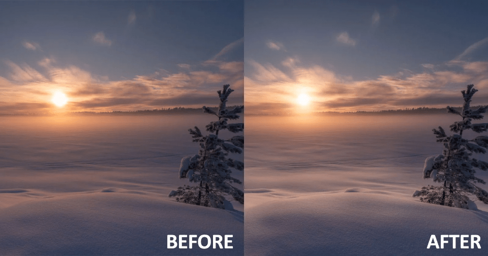 How to Fix Blown Out Areas Around the Sun | Cameraland Sandton