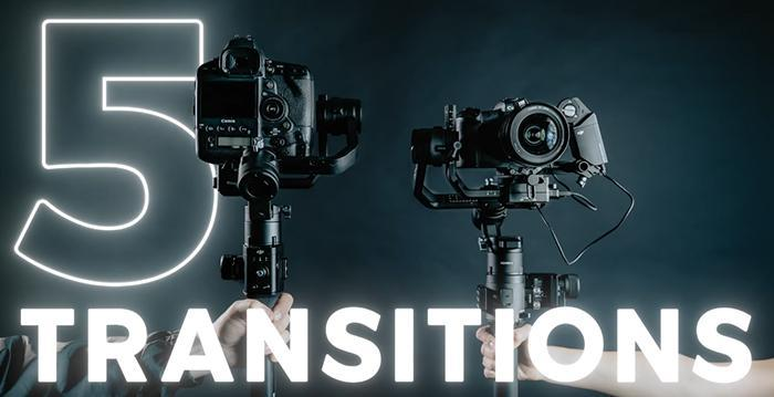 5 Clever Transitions You Should Try with Your Gimbal - Cameraland Sandton