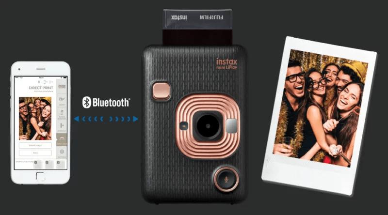 Fujifilm Instax Mini LiPlay Prints Audio Onto Instant Photos | Cameraland Sandton