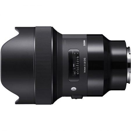 Sigma 14mm f:1.8 DG HSM Art Lens for Sony E – Cameraland Sandton