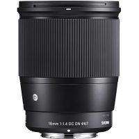 Sigma 16mm f:1.4 DC DN Contemporary Lens for Sony E - Cameraland Sandton