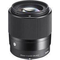 Sigma 30mm f:1.4 DC DN Contemporary Lens for Sony E - Cameraland Sandton