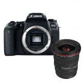 Canon 77D + Canon EF 17-40mm f/4L USM Lens - Cameraland Sandton