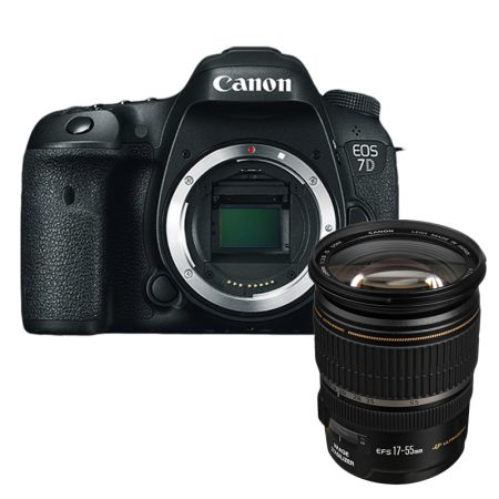 Canon 7D Mark II + Canon EF-S 17-55mm f:2.8 IS USM Lens – Cameraland Sandton