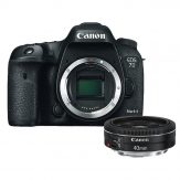 Canon 7D Mark II + Canon EF 40mm f/2.8 STM (Canon Combo Special) | Cameraland Sandton