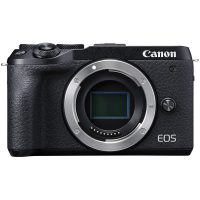 Canon EOS M6 Mark II Mirrorless Digital Camera - Cameraland Sandton