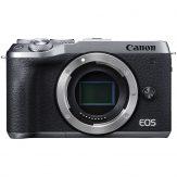 Canon EOS M6 Mark II Mirrorless (Silver)   Cameraland Sandton