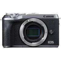 Canon EOS M6 Mark II Mirrorless (Silver) | Cameraland Sandton