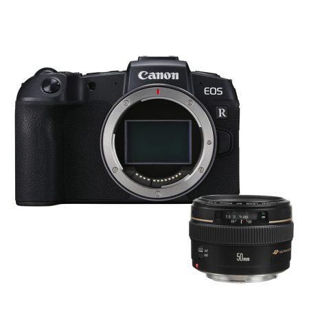 Canon EOS RP + Canon EF 50mm f/1.4 USM Lens – Cameraland Sandton