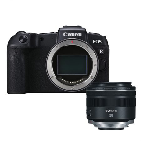 Canon EOS RP + Canon RF 35mm f/1.8 IS Macro STM Lens – Cameraland Sandton