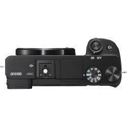 Sony Alpha a6100 Mirrorless Digital Camera Body - Cameraland Sandton