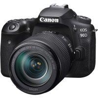 Canon EOS 90D DSLR & 18-135mm Cameraland Sandton
