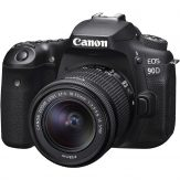 Canon EOS 90D DSLR Camera with 18-55mm Lens - Cameraland Sandton
